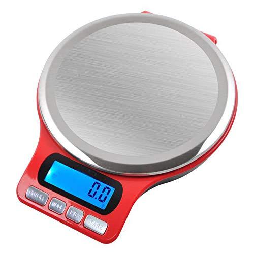 termometro cucina venduto da amazon 2018 modelli di esplosione Amazon vendita calda bilancia da cucina in acciaio inossidabile bilancia per alimenti bilance per medicina bilance per cottura 3kg