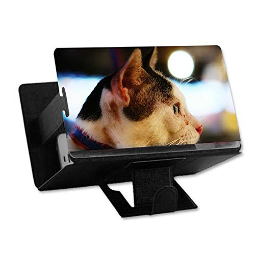 Telefoon Stand Versterker Universele Mobiele Telefoon 3D Scherm HD Video Versterker Vergrootglas Stand Beugel Houder…