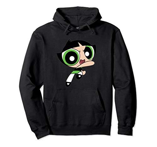 Cartoon Network PowerPuff Girls Buttercup Pullover Hoodie