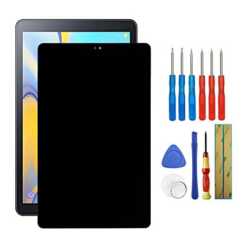 Fruisiy LCD Display für Samsung Galaxy Tab A 10.5 SM-T590 Glas Ersatz Touchscreen + Werkzeug