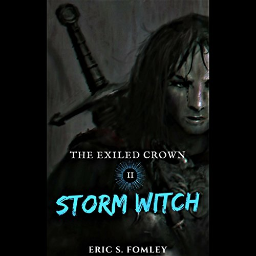 Storm Witch audiobook cover art