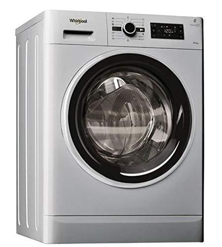 Lavadora secadora Whirlpool FWDD 117168SBS EX con capacidad de 11 Kg