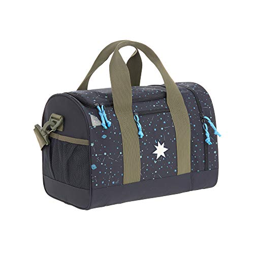 LÄSSIG Sporttasche Kinder Sportbeutel mit Umhängeriemen/Mini Sportsbag Magic Bliss Boys, 40 cm, 19 L