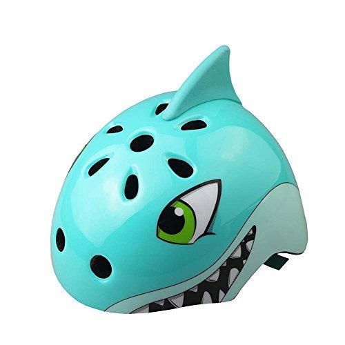 LSERVER-Casco de Bicicleta para Niños y Niñas en Diferentes Diseño Casco Seguridad...
