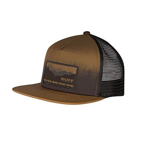 Buff TRUCKER CAP ANWAR BROWN-BROWN