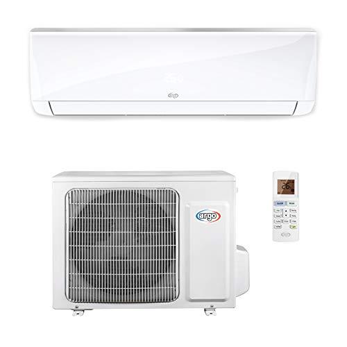 ARGO Ecowall 12 Climatizador Fijo monosplit, DC Inverter, No WiFi, 12000 BTU/h