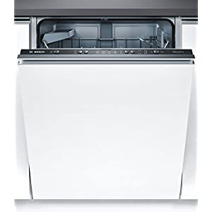 Bosch Serie 2 SMV25CX02E dishwasher Fully built-in 13 place settings A++ – Dishwasher (Fully built-in, Full size (60 cm), Black, Buttons, 1.75 m, 1.65 m)