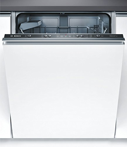 Bosch Serie 2 SMV25CX02E lave-vaisselle Entièrement intégré 13 places A++ - Lave-vaisselles (Entièrement intégré, Taille maximum (60 cm), Noir, Boutons, 1,75 m, 1,65 m)