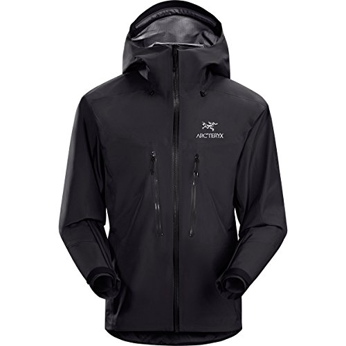 Arcteryx Herren Alpha AR Jacket Men's, Black, XL