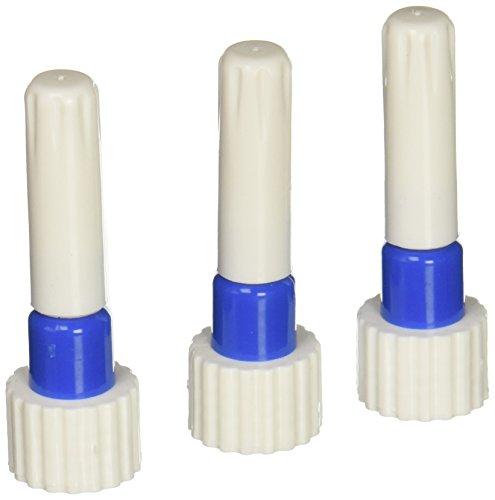 Fineline Aplicadores Metal Fino Calibre 20cerdas de dispensador 3kg-20/41020g de Punta cerdas de Aguja