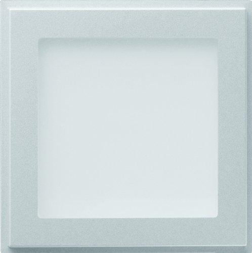 Gira 116165 LED Orientierungshilfe Licht, weiß Gira TX_44 (Wassergeschützt UP), alu