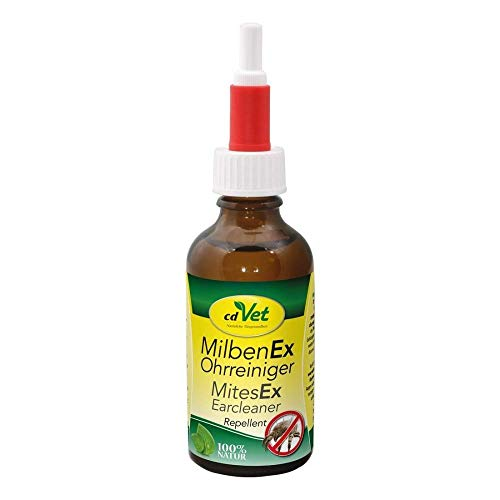 MILBENEX Ohrreiniger vet. 50 ml