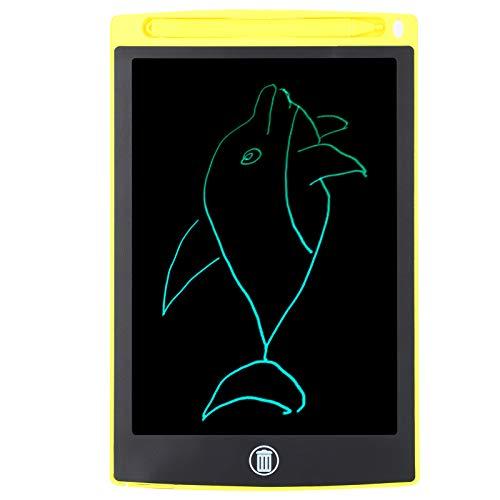 Tablero de Escritura LCD, función de borrado de una tecla Tablero de Dibujo LCD, LCD + Tablero de Pintura de Copia de Pantalla LCD de plástico Color de 8.5 Pulgadas para Dibujo Infantil