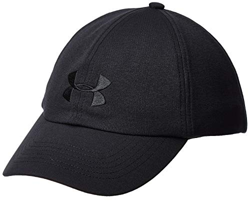 Under Armour Women's Microthread Renegade Hat,Black (001)/Black,One Size Fits All