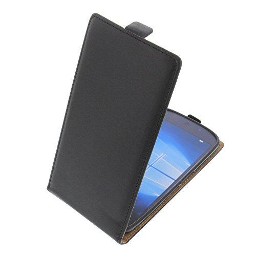 foto-kontor Tasche für Acer Liquid Jade Primo Smartphone Flipstyle Schutz Hülle schwarz