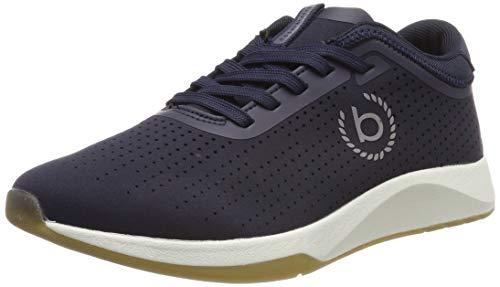bugatti Herren 342628025900 Sneaker, Blau, 44 EU
