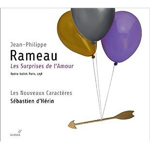 Rameau Les Surprises De L'amour, Paris, 1758