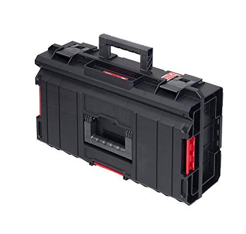 Qbrick Werkzeugkoffer ONE 200 BASIC SYSTEM modulare Merzweckbox für Werkzeug Trennwänden Belastung von 120 kg