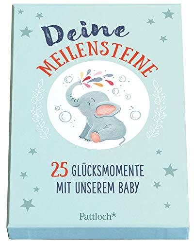 Deine Meilensteine: 25 Glücksmomente mit unserem Baby