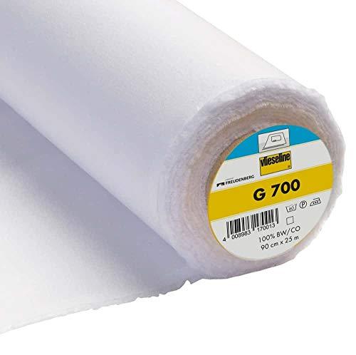 colore: Bianco Asse da stiro Vlieseline H 250 90 cm x 1 m