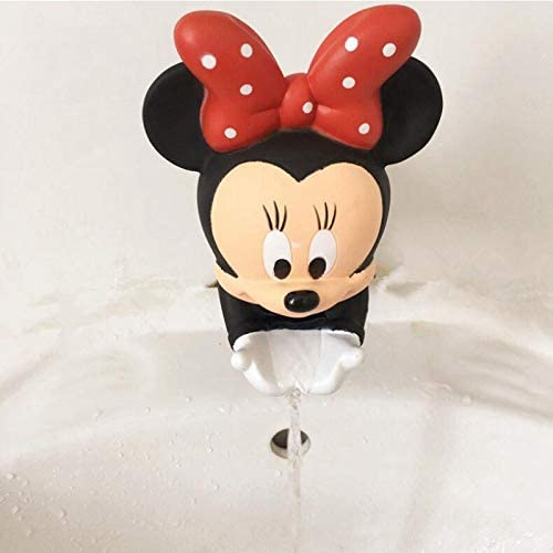 Mickey mouse faucet