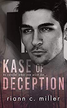 Kase Of Deception by [Riann C.  Miller ]