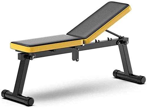Buy suge Adjustable Weight Bench Home Training Gym Weight Lifting Sit Up Ab Bench Multiuse Exercise ...
