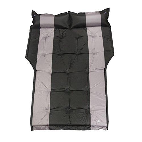 ZWL Lit gonflable automatique Suv Folded Portable Outdoor Nap Lit de voyage Leisure Sleeping Mat Vacances Car Mat Camping Moisture-proof Pad Car Supplies Fashion.z ( Couleur : #1 )