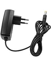 Eaxus® SNES & NES strömförsörjning - strömkabel / laddningskabel för alla Super Nintendo & Nintendo underhållningssystem