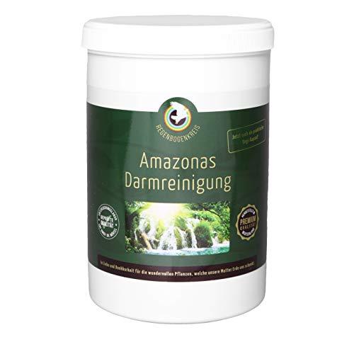 Regenbogenkreis Amazonas Darmreinigung Kapseln 420 Stück (18,40 € / 100 g)