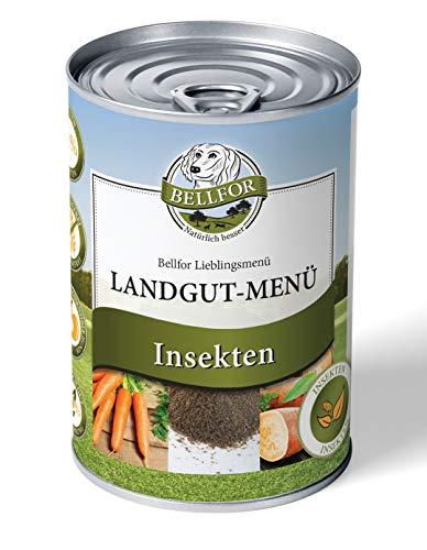 Bellfor Landgut-Menü - Nassfutter - getreidefrei - 400 g