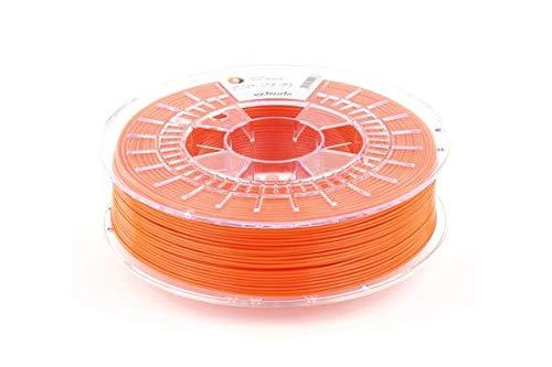 extrudr® TPU medium ø1.75mm (750gr) - \'NEON ORANGE\' - 3D Drucker Filament - Made in Austria