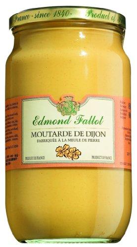 Moutarde de Dijon, Dijon-Senf klassisch scharf, 850 Gramm