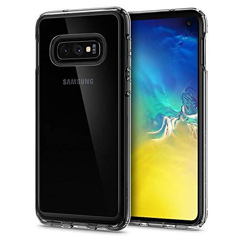 Spigen Funda Ultra Hybrid Compatible con Samsung Galaxy S10E - Transparente
