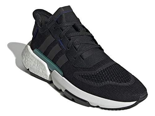 adidas Hombre Pod-S3.1 Zapatillas Negro, 45 1/3
