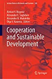 Сooperation and Sustainable Development: 245 (Lecture Notes in Networks and Systems)