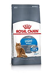 Helps limit your cat's weight gain