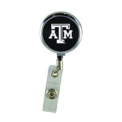LXG, Inc. Texas A&M University-Retractable Badge Reel-Black