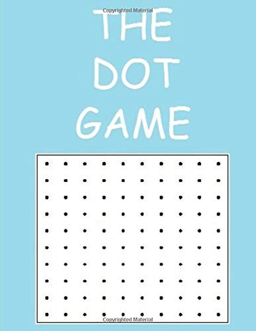 未知の多様性みすぼらしいThe Dot Game: Fun With Over 90 Puzzles Of Various Board Designs For All Ages