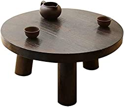 Selected Furniture/Living Room Coffee Table Dark Brown Bay Window Table Floor Table Solid Wood Coffee Table Bed Computer T...