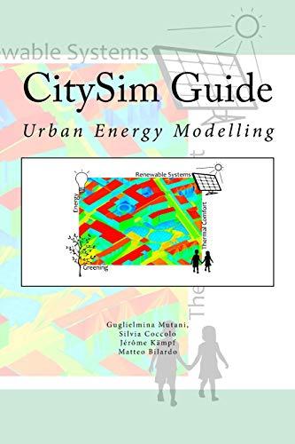 CitySim Guide: Urban Energy Modelling
