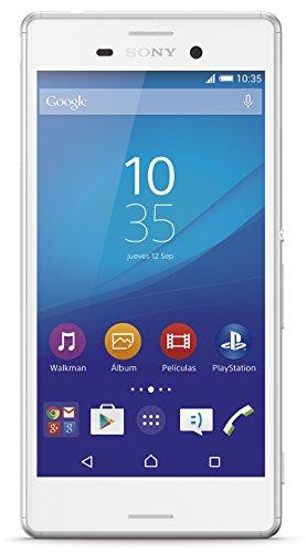 Sony Xperia M4 Aqua - Smartphone da 5  (Bluetooth, Wi-Fi, Qualcomm MSM8939 Snapdragon 615, 2 GB da RAM, 8 GB, Android 5.0 Lollipop)