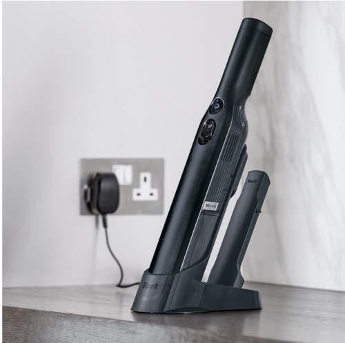 Shark COS850251, WV200UKCO Cordless Handheld Vacuum Cleaner Black, 1053cm