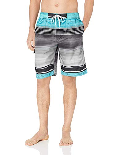 Kanu Surf Men's Echelon Swim Trunks (Regular