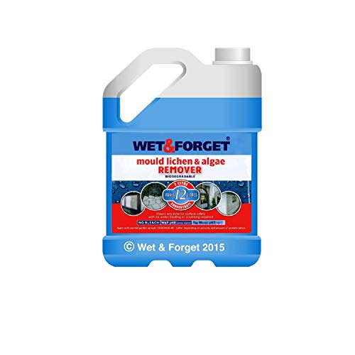 Wet & Forget - Moss Mould Lichen & Algae Remover (2 Litre)