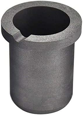 2 KG RDO Graphite Crucible Insert Induction Mel GALLONI Great interest FURNACES Genuine Free Shipping