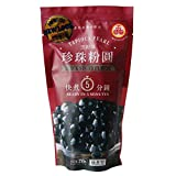 Tapioca Pearl - Black Sugar Flavor (Ready in 5 Minutes) 8.8oz(250g)