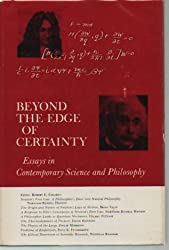 Book cover: Beyond the Edge of Certainty by Robert Garland Colodny