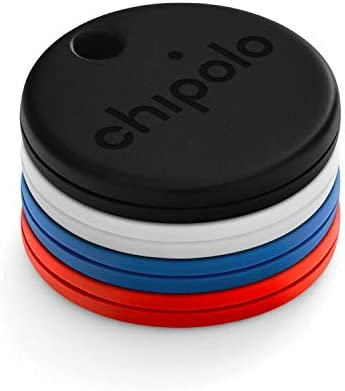 Chipolo ONE 4 Pack 2020 Loudest Water Resistant Bluetooth Key Finder product image