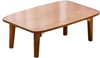 طاولة قابلة للطي من الخشب الصلب مستطيلة الشكل لغرفة لعب الأطفال صينية كمبيوتر قابلة للطي صينية سرير قابلة للطي صينية تقديم...